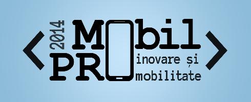 Mobilpro – concurs de aplicatii mobile
