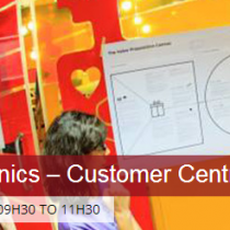 Business Clinics – Customer Centric Approach Modeling your business with your customer in mind