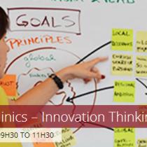 Business Clinics – Innovation Thinking