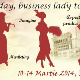 Recenzie  Lady today, business lady tomorrow, ediția a II-a