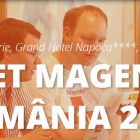 MEET MAGENTO ROMÂNIA 2014