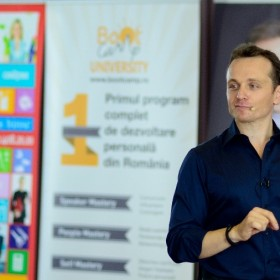 Astazi incepe Speaker Elite,  un program complet de Public Speaking, creat de Andy Szekely