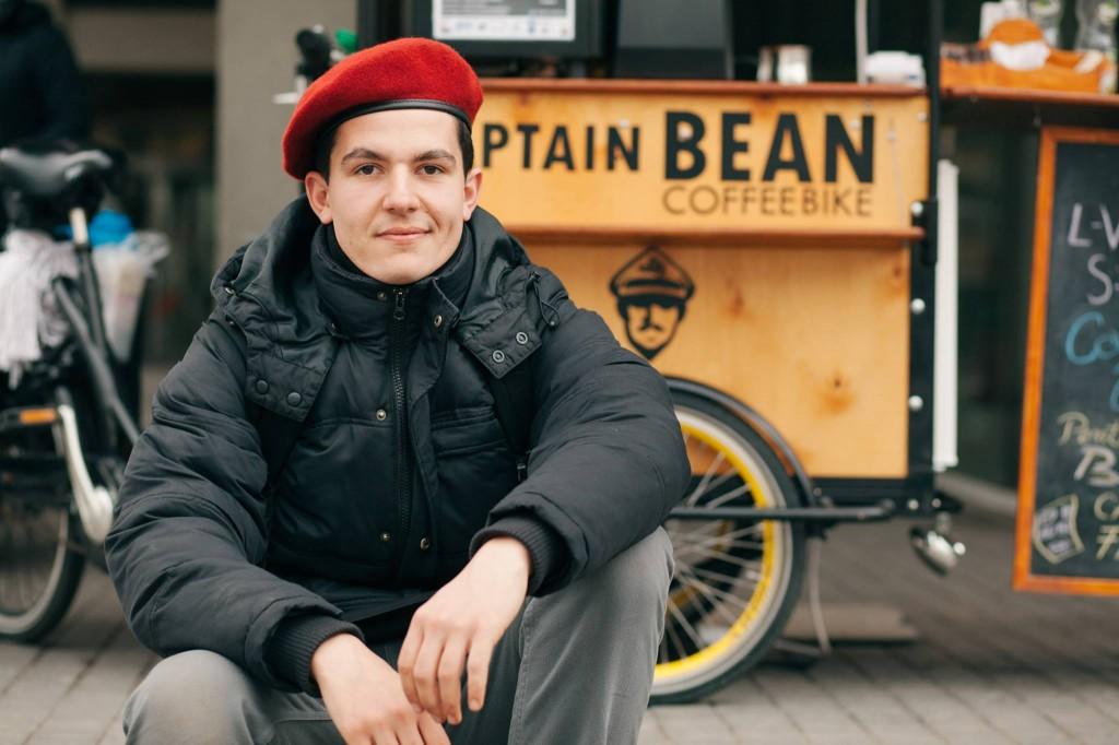 Bogdan Pandea Captain Bean