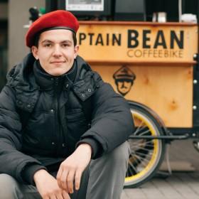INTERVIU: Bogdan Pandea – Captain Bean