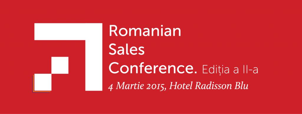 ROMANIAN SALES CONFERENCE 2015 – EDIŢIA A II-A