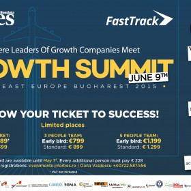 Forbes Growth Summit 2015