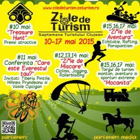 ZI*LE DE TURISM 2015 – Primavara aceasta se numãrã turiştii!