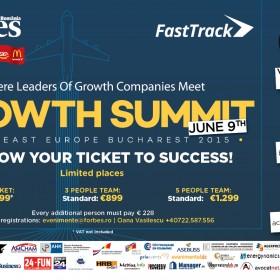 SEE Growth Summit, cel mai relevant eveniment de management, în premieră în România