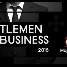 Business Ladies Club organizează un eveniment unic în spaţiul clujean, destinat exclusiv domnilor: Gentlemen in Business