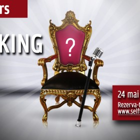 "Decide castigatorul unui show unic in Romania: ""Who`s King in Public SpeaKING""!"