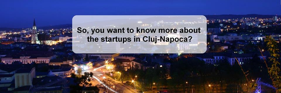 Cluj Startups Drinkabout