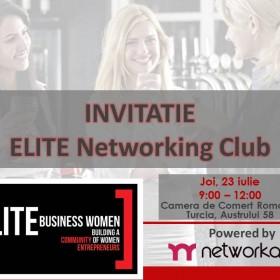 Elite Networking Club – Evenimentul dedicat antreprenoriatului de succes din România