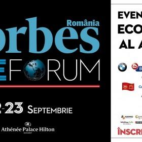 Marii actori ai business-ului se întâlnesc la cea de-a doua ediție a Forumului regional Forbes!