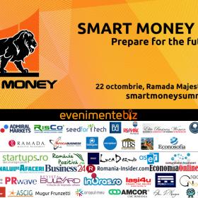 Mulțumim sponsorilor și partenerilor SMART MONEY Summit