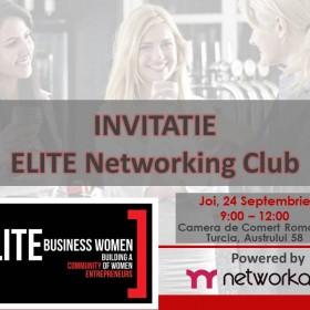 Toamna vine cu vesti frumoase de la Elite Business Women