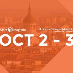 Industria eCommerce se întâlnește în mai puțin de o lună la Cluj-Napoca, pentru a doua ediție a conferinței Meet Magento