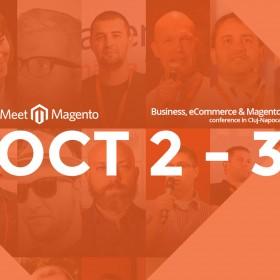 Ultima șansă: Doar o zi ne mai desparte de Meet Magento România 2015