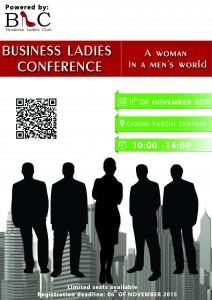 Business Ladies Conference, editia 2