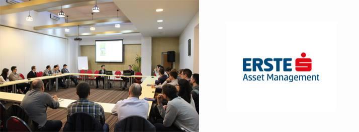 Intalnire Invest Club & Erste Asset Management