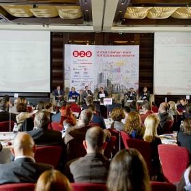 Conferința BUSINESS-to-more-BUSINESS a conturat cadrul de afaceri pentru anul 2016, în contextul noilor prevederi ale Codului Fiscal.