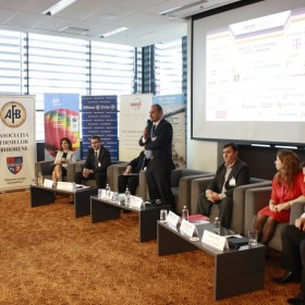60 % dintre reprezentanții mediului de afaceri din Oradea sunt încrezători și foarte încrezători în ceea ce privește evoluția pozitivă a economiei românești