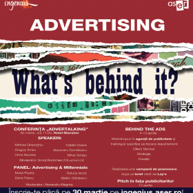 Advertising. What's behind it?