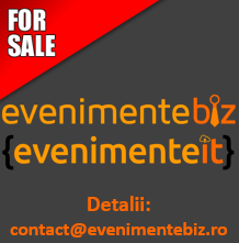 De vanzare: evenimentebiz.ro, evenimenteIT.ro si SmartMoneySummit.ro