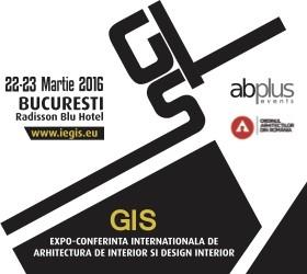 GIS – cel mai important forum de arhitectură de interior din Europa de Est, organizat la București cu participarea arhitecților din 15 țări și a Consiliului European al Arhitecților de Interior