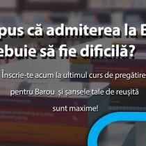 Curs Intensiv de Pregatire pentru Admitere Barou