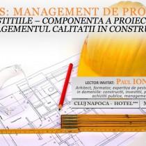Curs Managementul Calitatii in Constructii