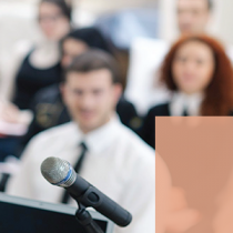 Curs la mare : Public speaking si negociere