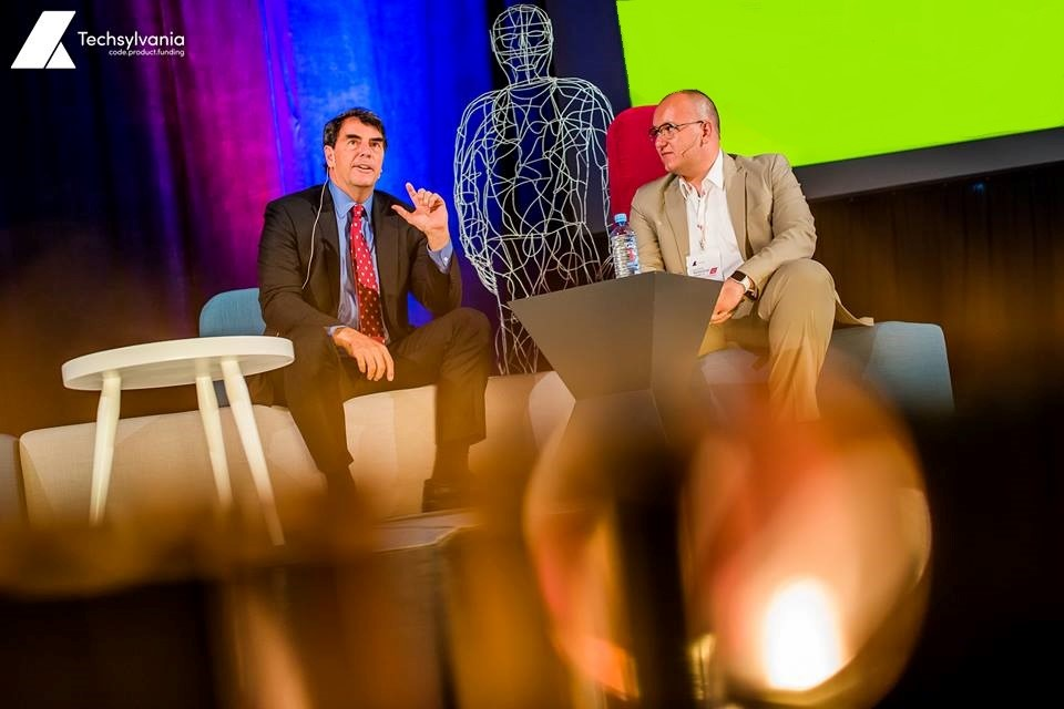 Tehnologie la superlativ în cadrul Techsylvania 2016