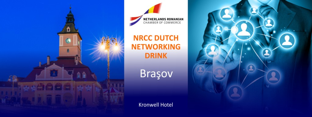 NRCC Dutch Networking Drink in Brasov
