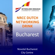 NRCC Back to Work Networking Drink Bucharest