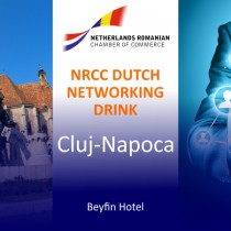 NRCC Dutch Networking Drink in Cluj