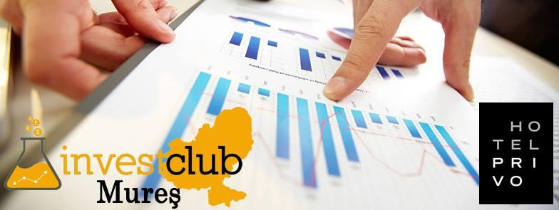 Intalnire Invest Club Mures Iulie