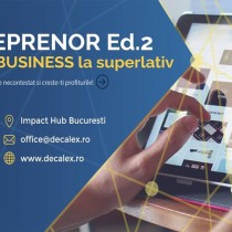 IAntreprenor – #onlinebusiness la superlativ Ed. 2