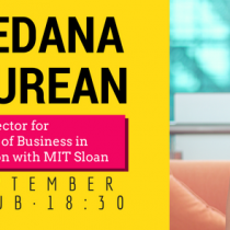 Loredana Padurean (Faculty Director Asia School of Business)