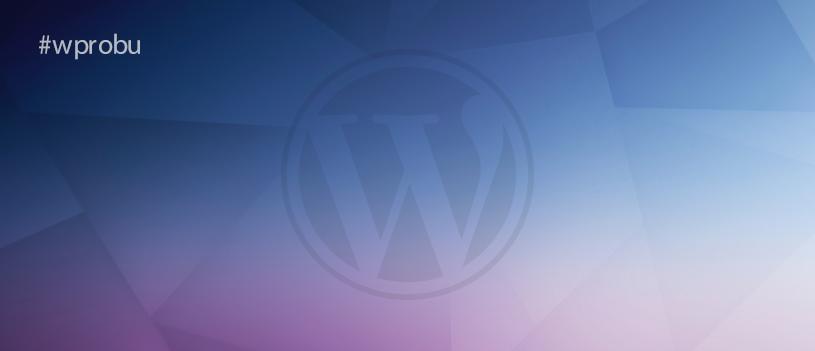 September WordPress Meetup