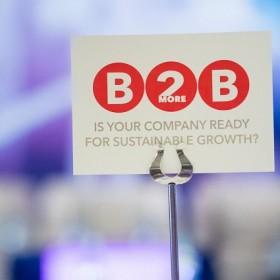 Cel mai mare eveniment de afaceri al anului, Conferința Regională Business to more Business, revine la Oradea în data de 20 octombrie 2016