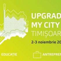 Upgrade My City Timisoara 2016