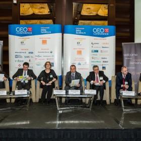 ,,CEO Conference – Shaping the future'' – evenimentul de referință pentru elitele mediului de afaceri românesc are loc la București, în data de 23 noiembrie 2016