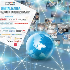 DIGITALIZAREA – Trend sau tsunami in marketing si vanzari?