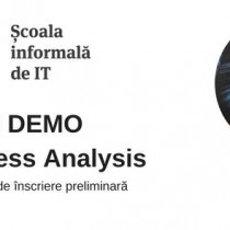 Curs demo de Business Analysis (BA)