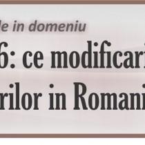 Seminar – Analiza OUG 68/2016: ce modificari a adus Legii nr 211/2011 privind regimul deseurilor in Romania