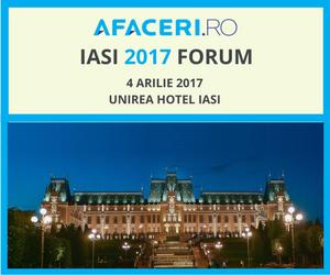 Forum Afaceri.ro Iasi 2017