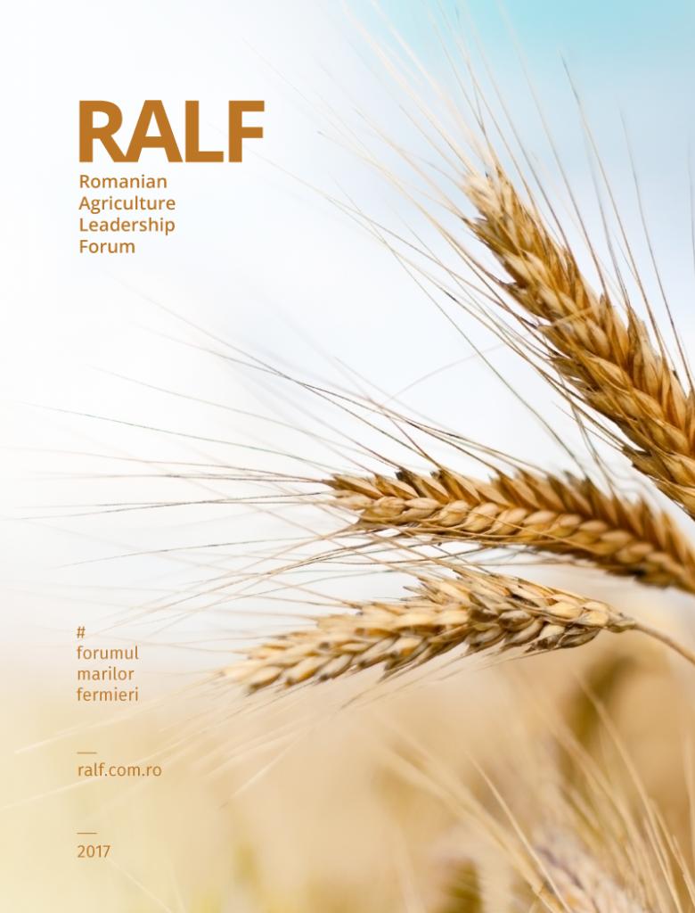 RALF 2017 – Forumul Internațional de Agricultură