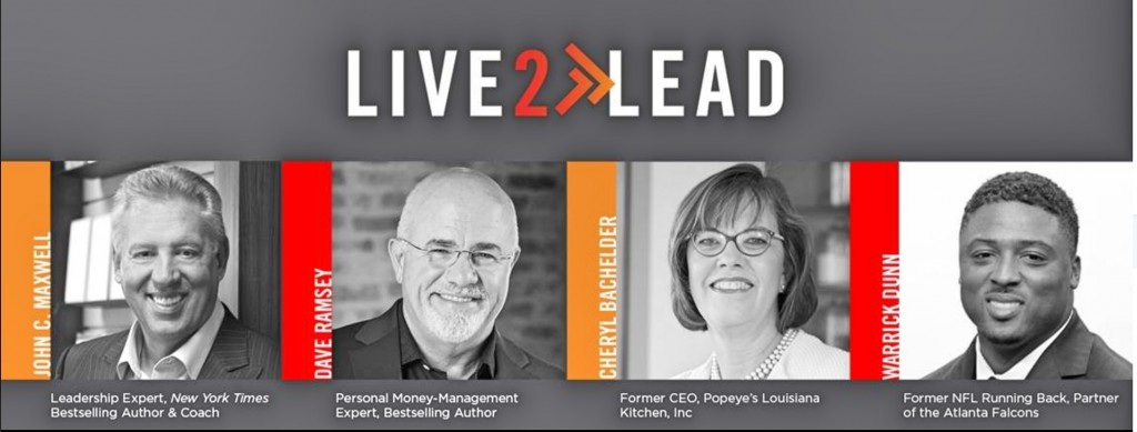Live 2 Lead Leadership – Maxim