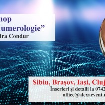 Workshop Primii pasi in Numerologie la Brasov