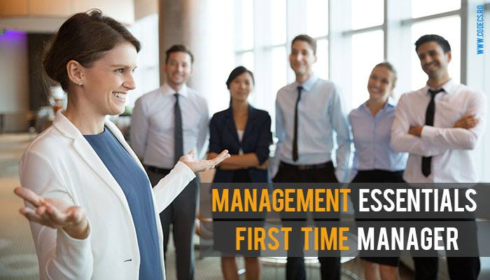 Noi sesiuni de certificare | First Time Manager